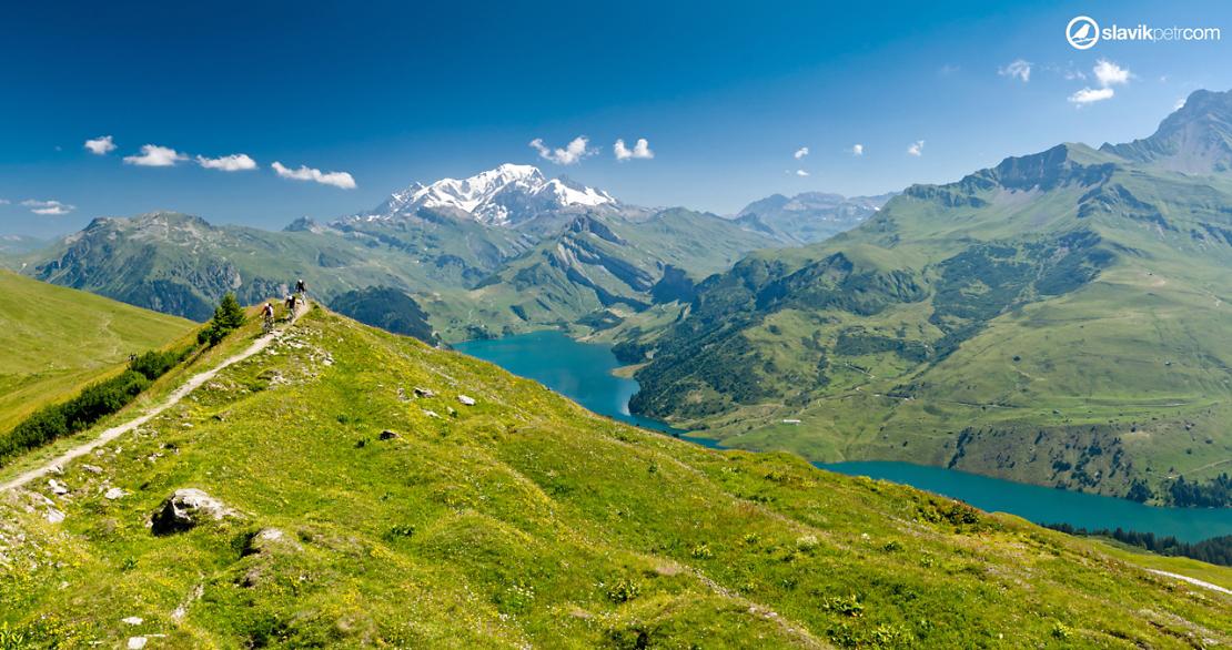 Mont Jovet » It's Only A Hill